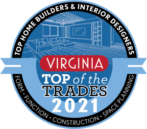 Virginia Top of the Trades 2021 badge